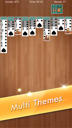 Spider Solitaire - Classic Card Games 4.7.0.20210611 screenshots 9