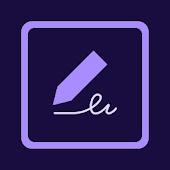 icono Adobe Fill & Sign: Herramienta para rellenar PDF