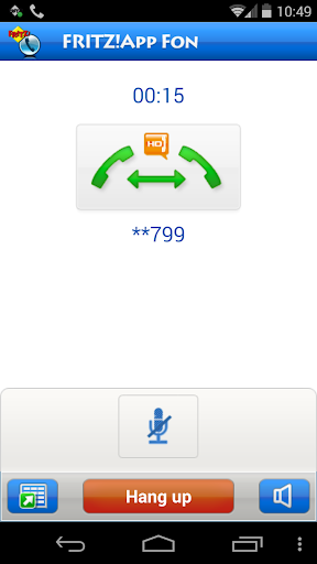 FRITZ!App Fon 1.90.10 screenshots 2