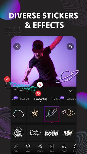 CatCut - Video Editor & Video Maker u2013 EasyCut android2mod screenshots 5