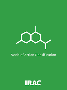 IRAC Mode of Action