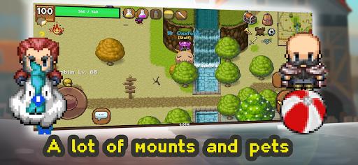 Sword of Legacy - MMORPG - MMO - RPG - Pixel - PVP screenshots 3