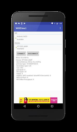 WiFiDirect 1.1.0 Screenshots 3