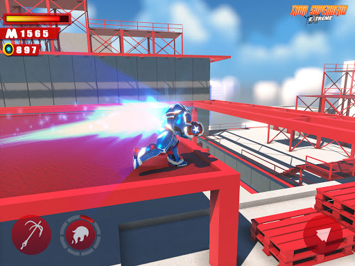 Iron Super Hero Extreme apktram screenshots 5