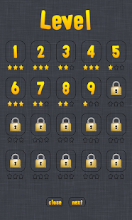 Word Search Puzzle Game Screenshot