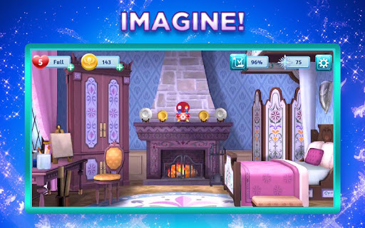 Disney Frozen Adventures: Customize the Kingdom  Screenshots 7