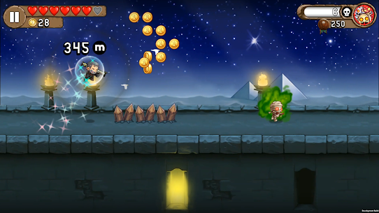Monster Dash Mod Apk 4.0.5151 (MEGA MOD) 1