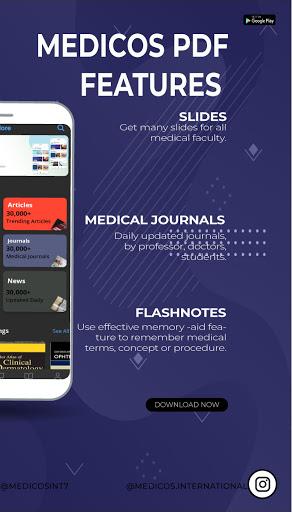 Medicos Pdf : download free medical book and slide 5.0.0 Screenshots 12