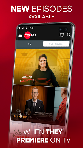 Foto do Food Network GO - Watch with TV Subscription