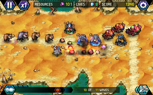 Tower Defense: Infinite War 1.2.4 Screenshots 8