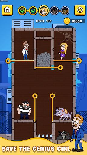 Home Pin - Hero Rescue & How To Loot? screenshots 4