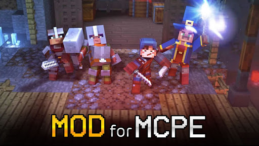 Epic Mods For MCPE  screenshots 18