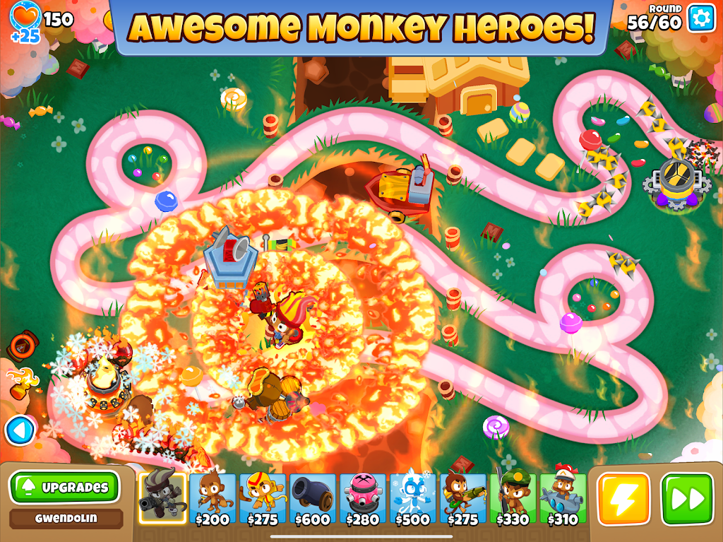 Bloons TD 6  poster 17