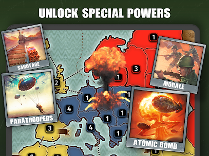 B&H: WW2 Strategy, Tactics and Conquest MOD APK 5.31.1 (Ads Free) 13