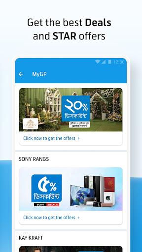 Foto do MyGP – Offers, Recharge, Live TV, FlexiPlan