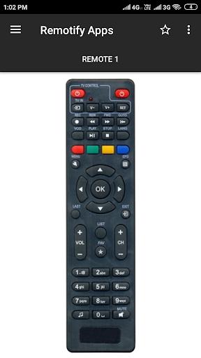 Independent TV Remote Control apktram screenshots 1