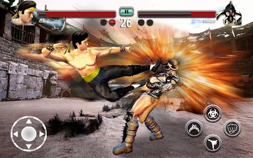 Ninja Games Fighting - Combat Kung Fu Karate Fight 72 screenshots 3