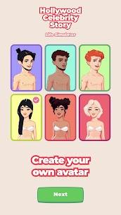 Hollywood Celebrity Story Life Simulator Game 1.8.7 3