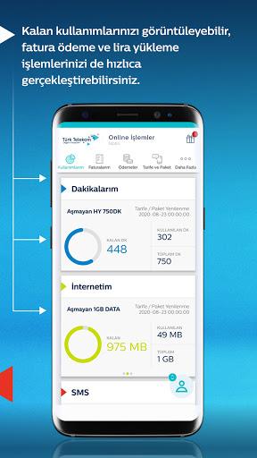 Tu00fcrk Telekom Online u0130u015flemler 9.1.1 Screenshots 2