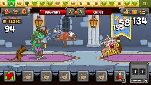 Let's Journey - idle clicker RPG - offline game 1.0.19 screenshots 7