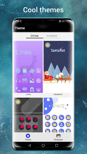 Cool EM Launcher - for EMUI launcher 2020 all 5.4 screenshots 2