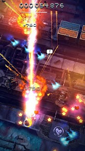 Download Sky Force Reloaded MOD APK [Unlimited Money] For Android 5
