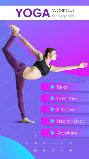 Yoga Workout - Yoga for Beginners - Daily Yoga screen 0