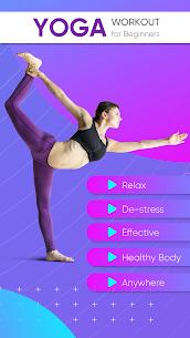 Yoga Workout Premium Apk- Yoga for Beginners – Daily Yoga 1