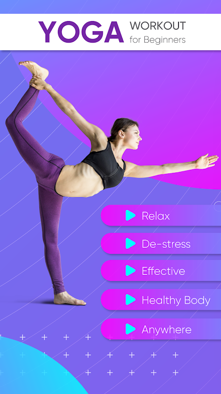 Yoga Workout - Yoga for Beginners - Daily Yoga poster 0