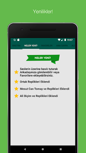 Ali Biu00e7im & Mesut Can Tomay Replikleri  screenshots 7