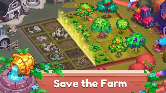 Mingle Farm – Merge and Match Game Apk Mod + OBB/Data for Android. 2