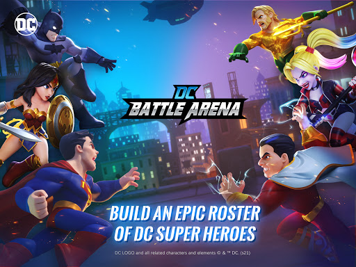 DC Battle Arena 1.0.34 screenshots 8