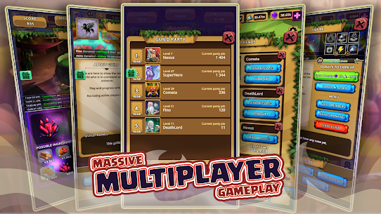Almighty: idle clicker game MOD APK (Unlimited Money) 2