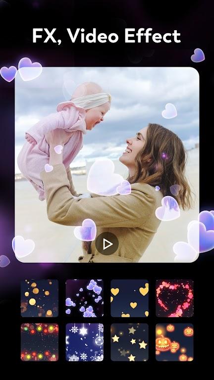 Video Maker & Photo Slideshow, Music - FotoPlay poster 2