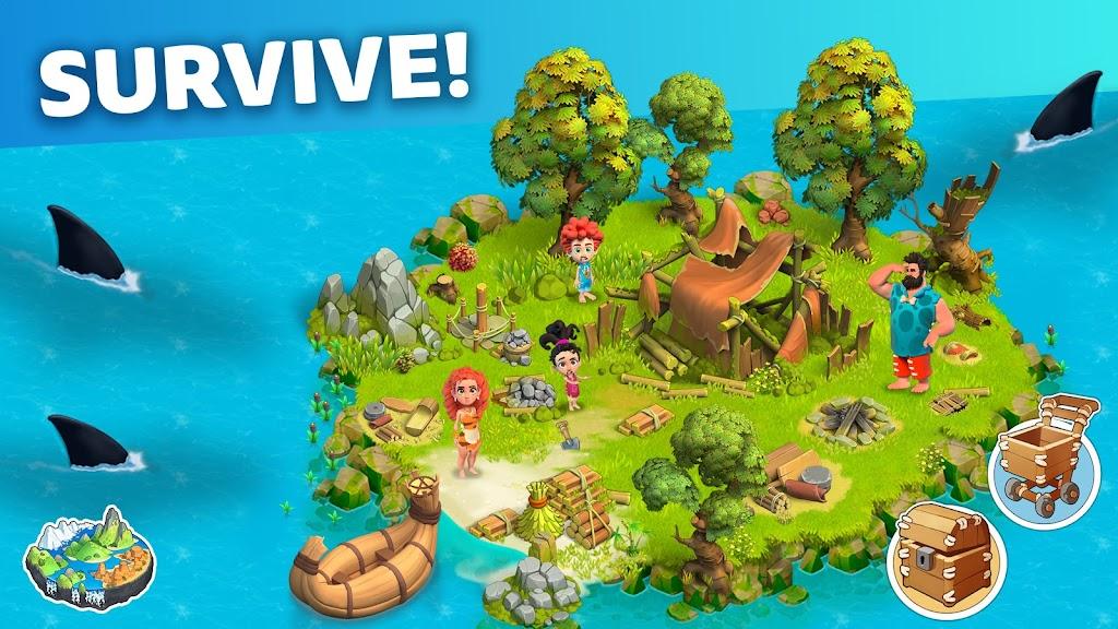 Family Island™ - Farm game adventure  poster 1