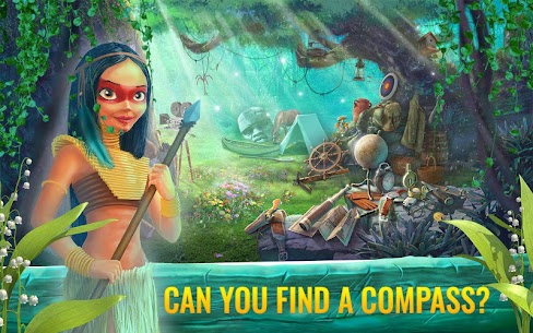 Lost World Adventure – Hidden Object Mystery Game 2.8 Mod + Data Download 1