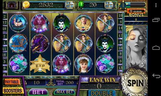 sleeping beauty slot - vegas slots machine games screenshot 2