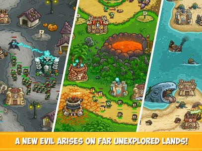 Kingdom Rush Frontiers Mod Apk (Unlimited Crystals) 4.2.25 7