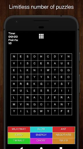 Word Hunt 1.3.12 screenshots 4