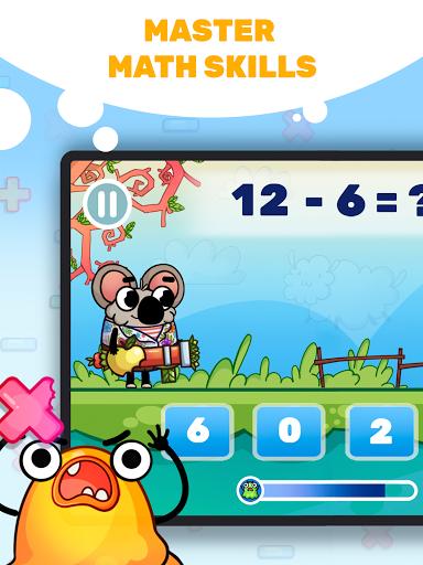 Fun Math: master math facts in cool game! 4.0.0 screenshots 6