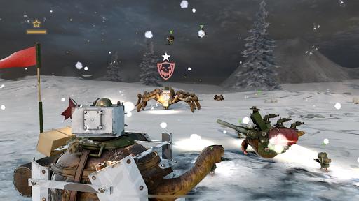 War Tortoise 2 - Idle Exploration Shooter 1.03.12.5 screenshots 2