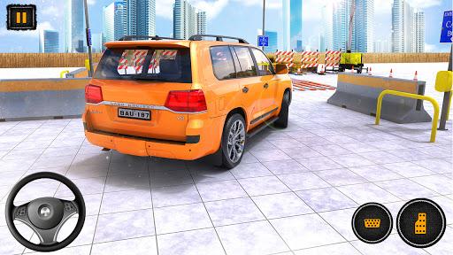 Modern Prado Car Parking Game - Free Games 2020 2.5 screenshots 4