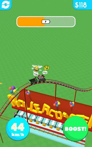 Hyper Roller Coaster apkdebit screenshots 12