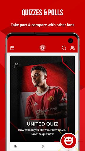 Manchester United Official App apktram screenshots 6
