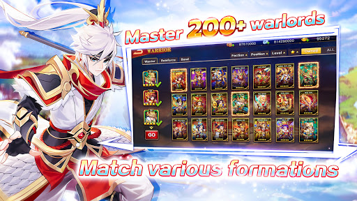 Dynasty Heroes: Legend of SamKok apktreat screenshots 1