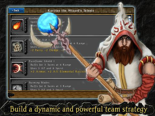 Heroes of Steel RPG Elite screenshots 9