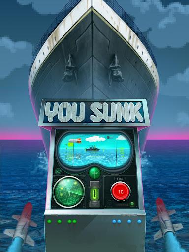You Sunk - Submarine Torpedo Attack screenshots 12