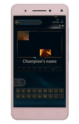 Quiz of League of Legends 10.21 screenshots 4