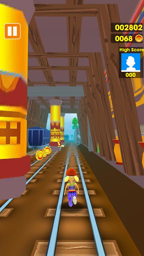Subway Train: Bus Rush 3D  Screenshots 2