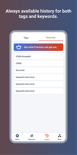Youtags Pro: Find Tags for Videos, SEO Tags Finder apktram screenshots 7